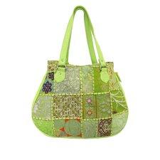Khambadia Patchwork Tote Bag