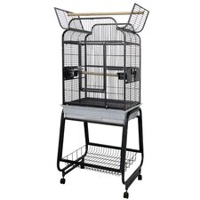 <strong>A&E Cage Co.</strong> Victorian Open Play Top Bird Cage with Stand