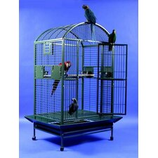 <strong>A&E Cage Co.</strong> Extra Large Dome Top Bird Cage