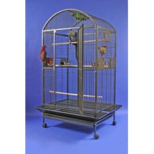 <strong>A&E Cage Co.</strong> Enormous Dome Top Bird Cage