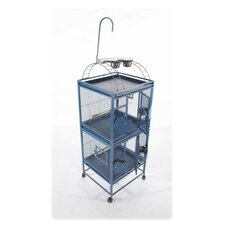 <strong>A&E Cage Co.</strong> Small Double Bird Cage