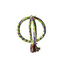 Small Interlocking Double Rope Swing