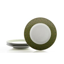 "Theorie 8.75"" Salad Plate (Set of 4)"
