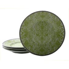 "Python 8.75"" Salad Plate (Set of 4)"