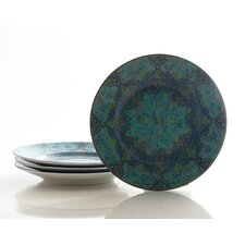 "Eva 10.8"" Salad Plate (Set of 4)"