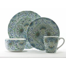 Aisha 16 Piece Dinnerware Set