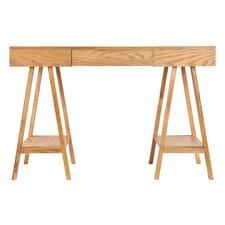 Schreibtisch Alaska mit 1 Schublade und 2 Ablagen