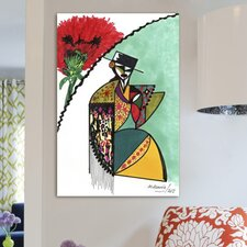 Flamenca Canvas Art