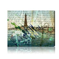 <strong>Oliver Gal</strong> ''Blackpool Central'' Canvas Wall Art
