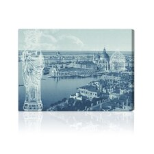 "<strong>Oliver Gal</strong> ""Doges Palace"" Canvas Art Print"