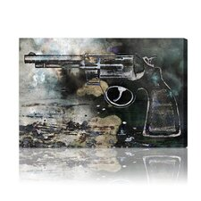 ''Magnum'' Canvas Art Print