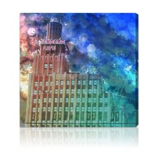 """Standard Life"" Canvas Wall Art"