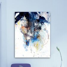 <strong>Oliver Gal</strong> ''Snow Storm'' Canvas Wall Art