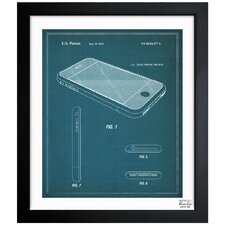 Apple iPhone 2010 Framed Art