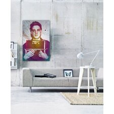 Elvis Army ID Graphic Art on Canvas