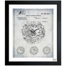 World Time Watch 2009 Framed Art