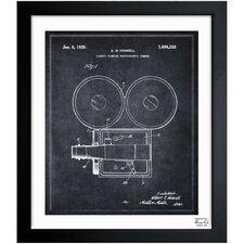 Direct Viewing Photographic Camera 1929 Framed Graphic Art