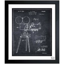 Photographic Apparatus 1931 Framed Art