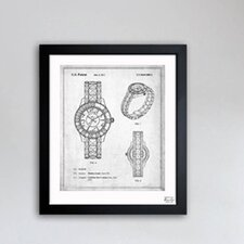 Dior Watch 2011 Framed Art