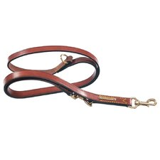 Classic Double Training Dog Leash with Normal Release