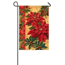 Tuscan Holiday Garden Flag