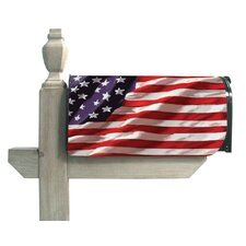 America in Motion Magnetic Mailbox Cover