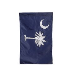 South Carolina 2-Sided Garden Flag
