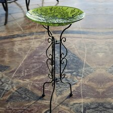 Tall Bird Bath Stand