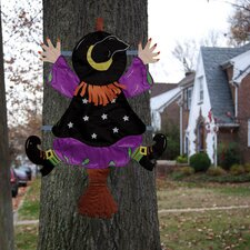 Witch Splat Tree Wrap