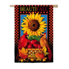 Beautifall Garden Flag