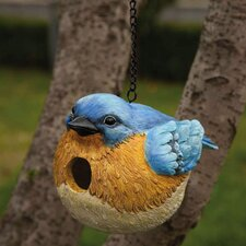 Bluebird Hanging Birdhouse