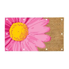 <strong>Evergreen Flag & Garden</strong> Gerber Daisy Burst LED Mat