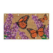 Butterfly Garden LED Mat