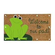 Welcome to Our Pad LED Mat