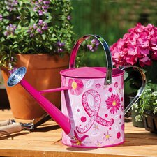 Floral Ribbon Watering Can