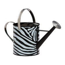 Zebra Watering Can