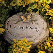 Memory Box In Loving Memory Stepping Stone