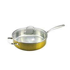 "11"" Saute Pan with Lid"