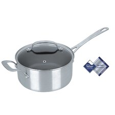 3-qt Nonstick Sauce Pan with Lid