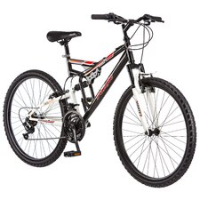 <strong>Pacific Cycle</strong> Men's Chromium Mountain Bike