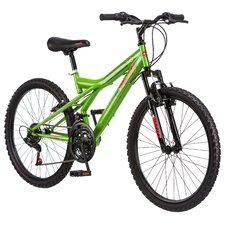 Boy's Exploit Front Suspension Mountain Bike