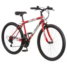 <strong>Pacific Cycle</strong> Men's Stratus - Rigid Fork Mountain Bike