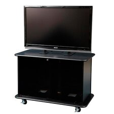 Plasma LCD Display Cabinet in Black