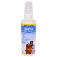 4 Oz. Itch Relief Hydrocortisone Pet Spray