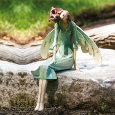 Elements of Nature Joyful Fairy Statue