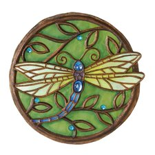 <strong>New Creative</strong> Jeweled Garden Dragonfly Stepping Stone