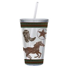 Cowboy Up! Insulated Tumbler