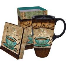 Coffee Latte Travel Mug