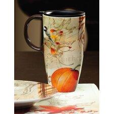 Autumn Inspirations Latte Travel Mug