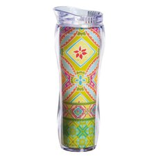 Patchwork Insulated Cup